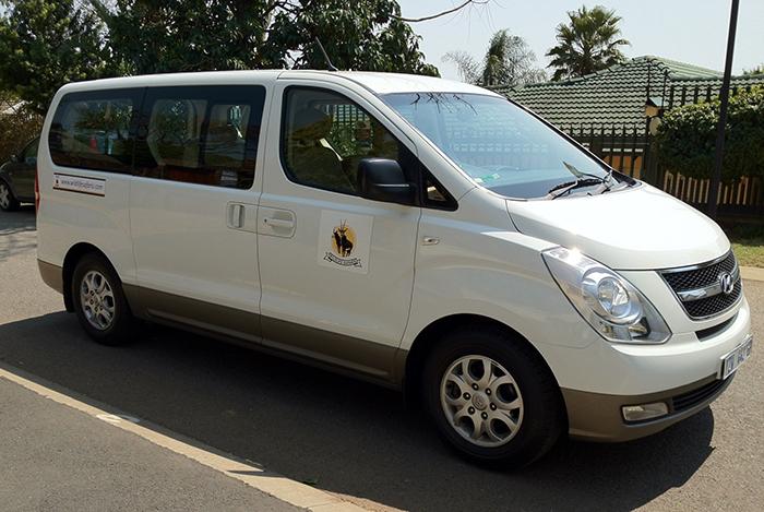 Kruger National Park Transport