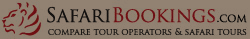 Safari Bookings logo